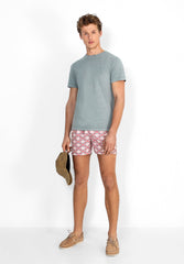 IKAT PRINT SWIMMING TRUNKS