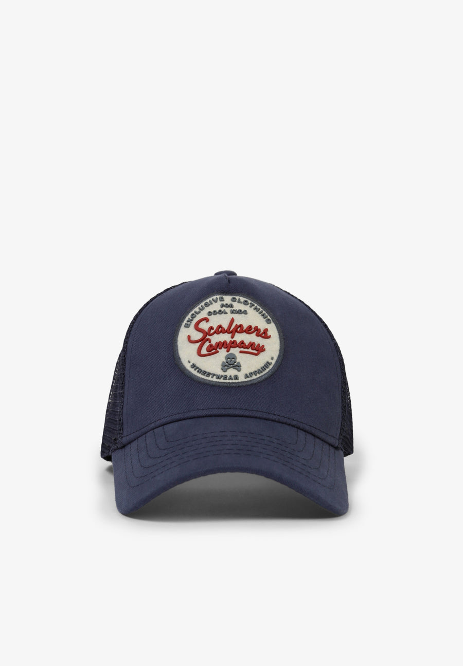 EDDIE TRUCKER CAP KIDS