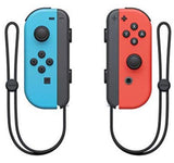 Nintendo Switch with Neon Blue and Neon Red Joy‑Con/Grey Joy-Cons - Twenty Eleven Store