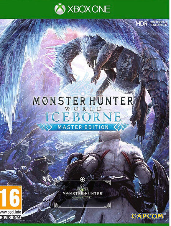 Monster Hunter World: Iceborne Master Edition Xbox One - Twenty Eleven Store