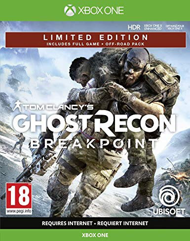 Tom Clancy's Ghost Recon Breakpoint - Xbox - Twenty Eleven Store