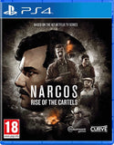 Narcos: Rise of The Cartels (PS4) - Twenty Eleven Store
