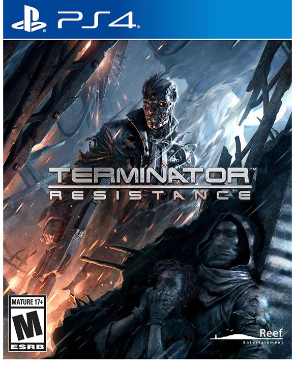 Terminator: Resistance - PlayStation 4