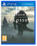 Shadow Of The Colossus - PlayStation 4 - Twenty Eleven Store
