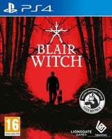 Blair Witch (PS4) - Twenty Eleven Store