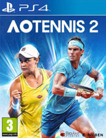 AO Tennis 2 PS4 - Twenty Eleven Store