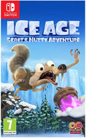Ice Age: Scrat's Nutty Adventure (Nintendo Switch) - Twenty Eleven Store