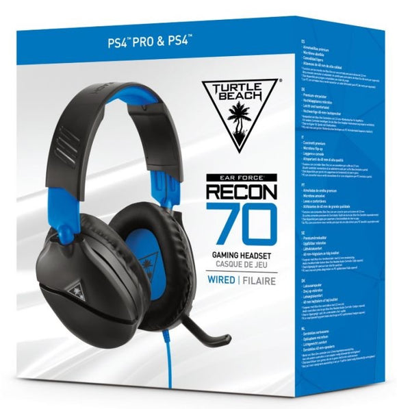 Turtle Beach Gaming headset Recon 70