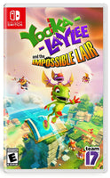 Yooka-Laylee: The Impossible Lair - Nintendo Switch - Twenty Eleven Store