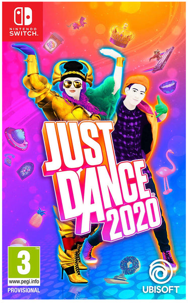 Just Dance 2020 (Nintendo Switch) - Twenty Eleven Store