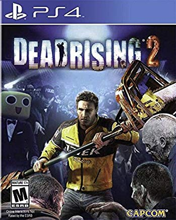 PS4 - Dead Rising 2 HD Remaster (US-Import) uncut