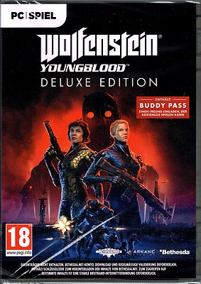 PC - Wolfenstein: Youngblood Deluxe Edition (AT-PEGI)