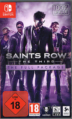 Switch - Saints Row: The Third - The Full Package