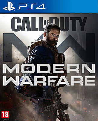 PS4 - Call of Duty Modern Warfare (PEGI) uncut