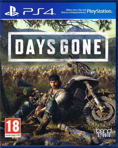 PS4 - Days Gone uncut (PEGI)