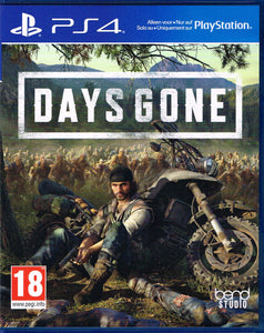 PS4 - Days Gone uncut (AT-PEGI)