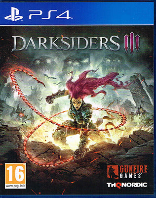 PS4 - Darksiders 3 (AT-PEGI) uncut