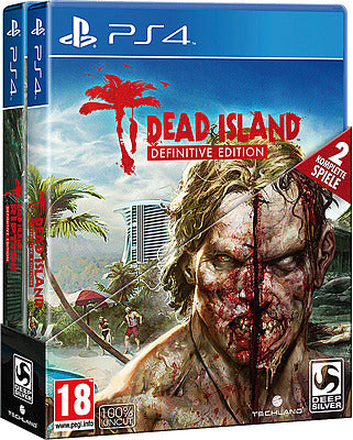 PS4 - Dead Island Definitive HD Collection uncut (AT-PEGI)