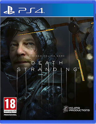 PS4 - Death Stranding inkl. 5 Boni (AT-PEGI)
