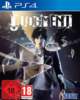 PS4 - Judgment