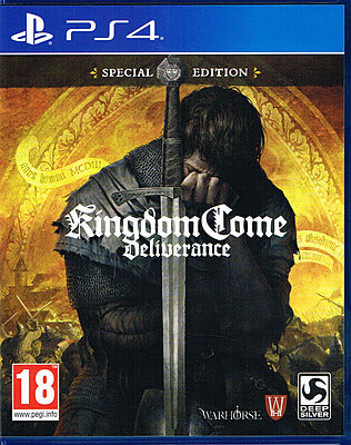 PS4 - Kingdom Come: Deliverance Special Edition (AT-PEGI)