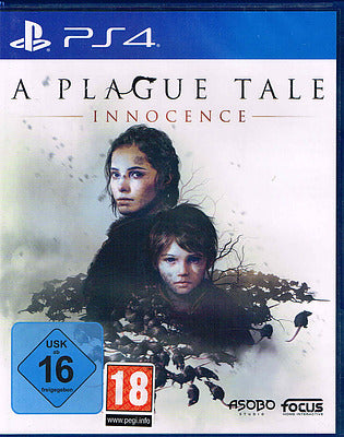 PS4 - A Plague Tale: Innocence