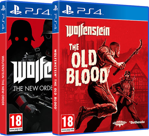 PS4 - Wolfenstein - Die komplette Operation uncut (AT-PEGI)