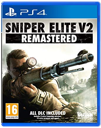 PS4 - Sniper Elite V2 Remastered (PEGI) uncut