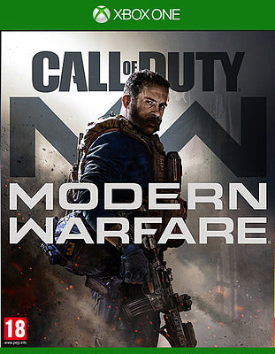 Xbox - Call of Duty Modern Warfare (PEGI) uncut