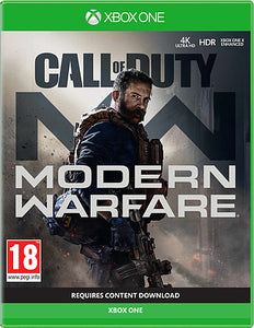 Xbox - Call of Duty Modern Warfare (AT-PEGI) uncut