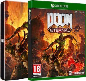 Xbox - DOOM Eternal Day 1 Edition (AT-PEGI)