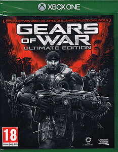 Xbox - Gears of War Ultimate Edition (AT-PEGI)