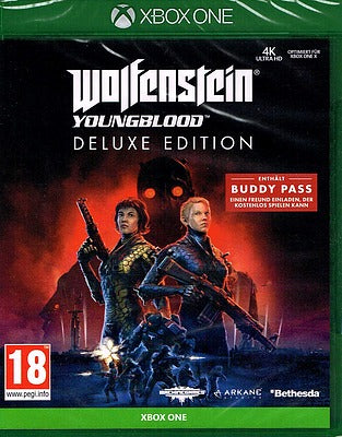 Xbox - Wolfenstein: Youngblood Deluxe Edition (AT-PEGI)
