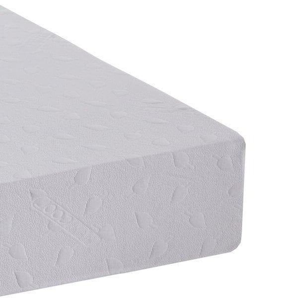 Bed Kings Mattress Single 90cm 3ft Eco Foam Plus Mattress 15Cm Depth - For Bunk Beds & Day Beds