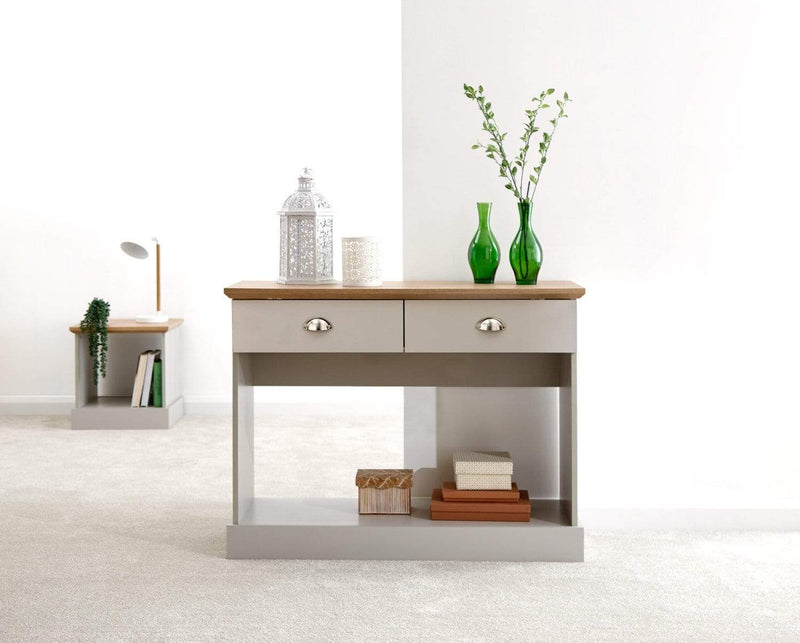 Kendal Console Table Grey