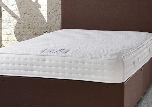 Deluxe Beds Mattress Da Vinci Memory Foam Mattress With 1000 Pocket Springs