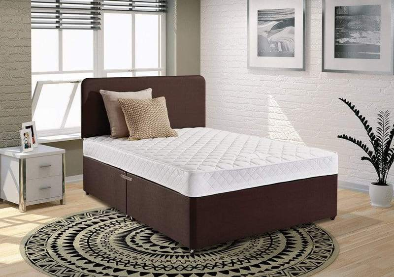 Worthing Divan Bed Set (Base + Mattress)