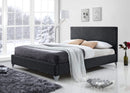 Brooklyn Bed Frame - Dark Grey