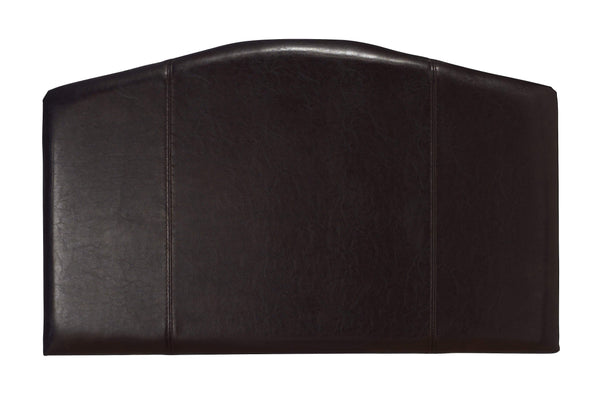 Serene Headboard Rosa  Leather Headboard - Brown Bed Kings