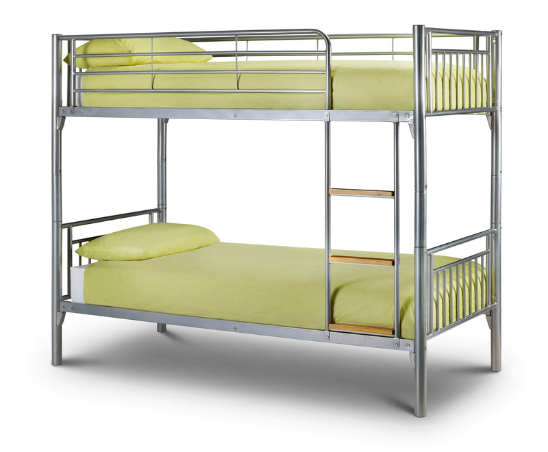 Julian Bowen BUNK BED Atlas Bunk Bed 90Cm