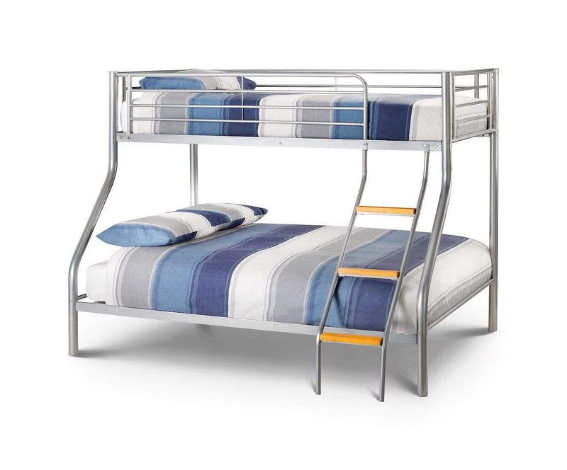 Julian Bowen BUNK BED Atlas Triple Sleeper