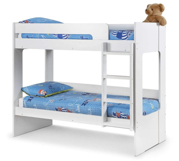 Julian Bowen BUNK BED Ellie Bunk Bed - All White