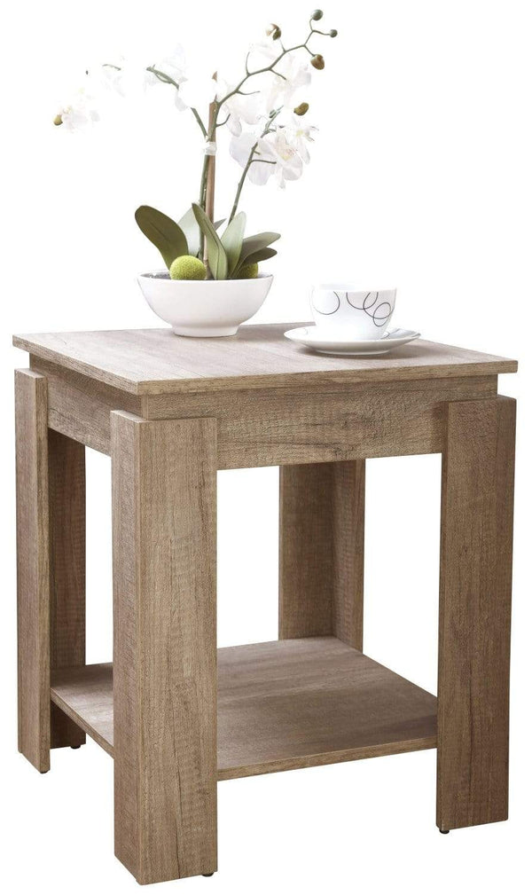 GFW Lamp Table Canyon Oak Lamp Table Bed Kings