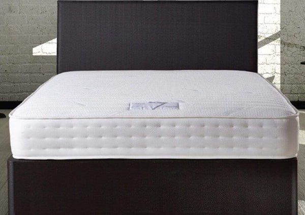 Deluxe Beds Mattress Rubens Memory Foam And 1500 Pocket Spring Mattress Bed Kings