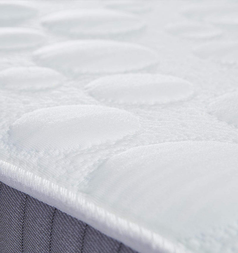 Ultra Edge Cooler Blue Memory Foam Mattress with 2000 Pocket Springs