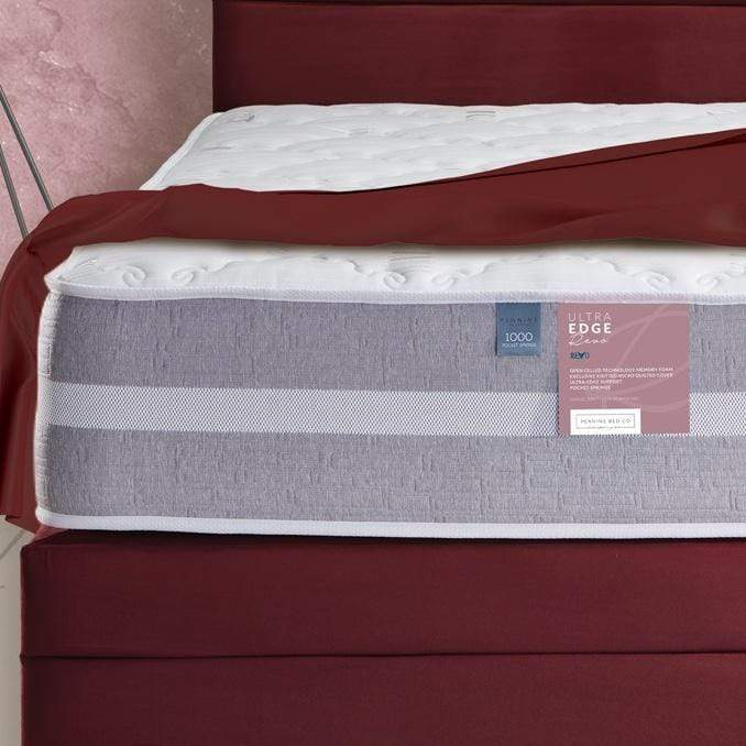 Ultra Edge Revo Memory Foam Mattress with 1500 Pocket Springs