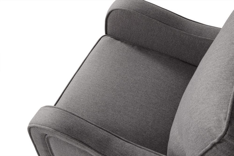 Dundee Occasional Chair Grey