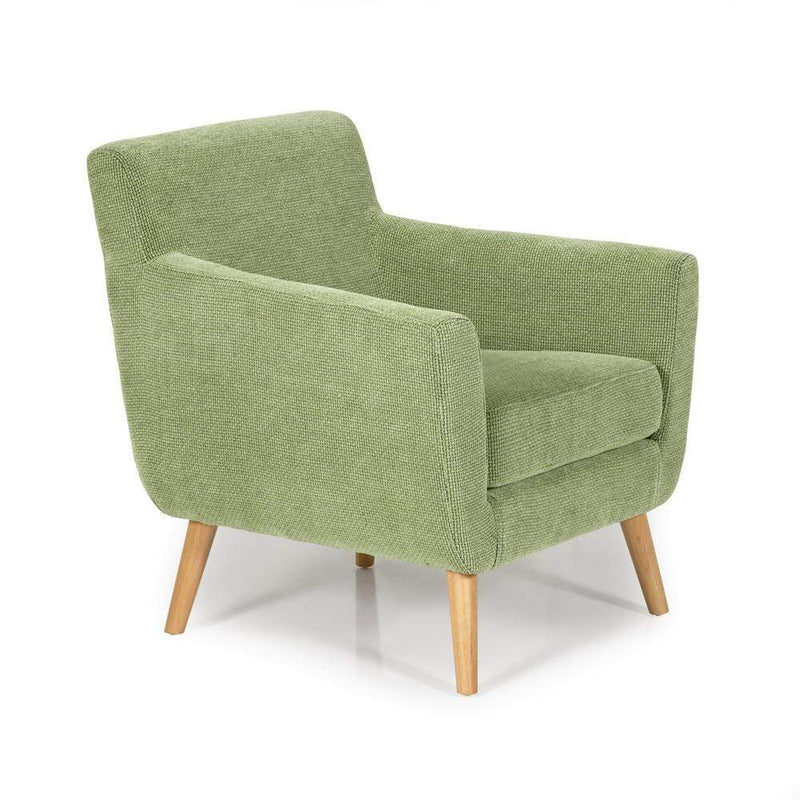 Kelso Occasional Chair Green