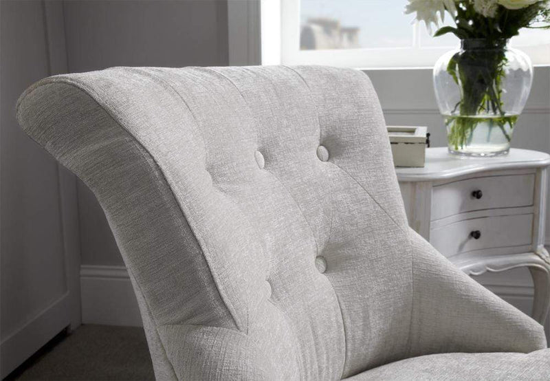 Melrose Occasional Chair Pearl
