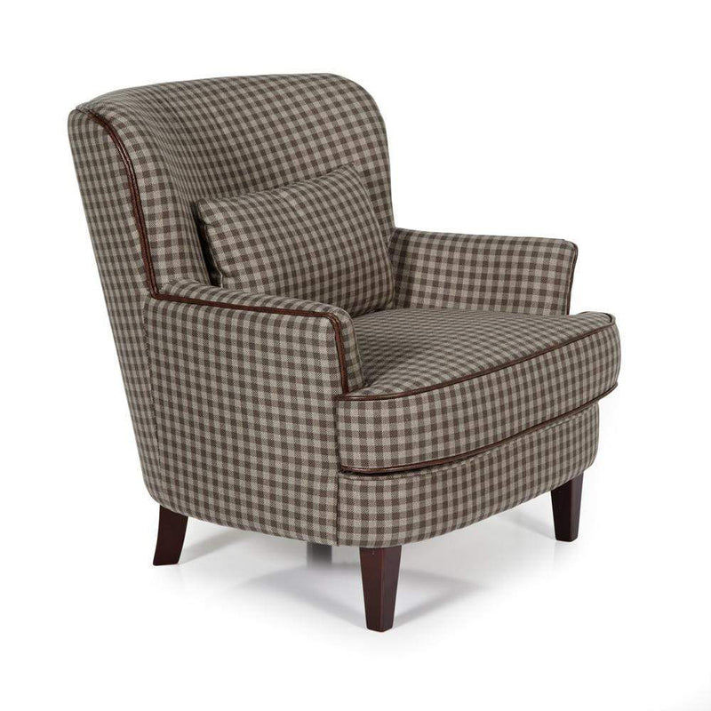 Moffatt Occasional Chair Brown
